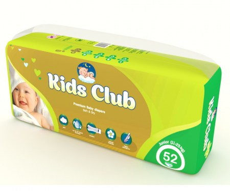 Plenky Kids Club Junior (11-25 kg) 52